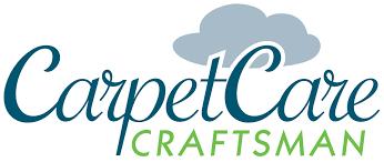 Carpet Care Craftsman Logo